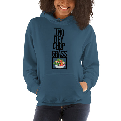 No Grass Unisex Hooded Sweatshirt +Colors - Efizy Tees