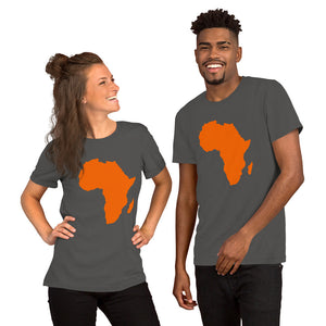 Africa Short-Sleeve Unisex T-Shirt +Colors - Efizy Tees