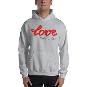 Love Hooded Sweatshirt +Colors - Efizy Tees