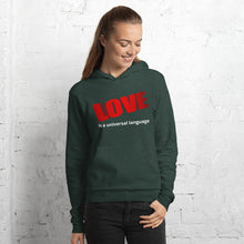 Load image into Gallery viewer, Love Unisex Hoodie +Colors - Efizy Tees