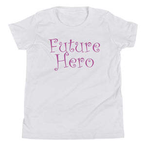 Hero Youth Short Sleeve T-Shirt - Efizy Tees