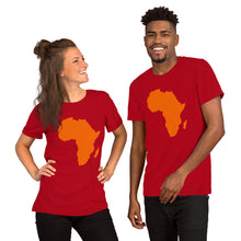 Load image into Gallery viewer, Africa Short-Sleeve Unisex T-Shirt +Colors - Efizy Tees