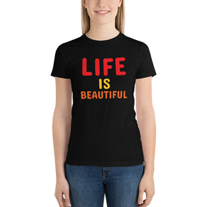 Life 4 Short sleeve women's t-shirt - Efizy Tees
