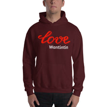 Load image into Gallery viewer, Love Hooded Sweatshirt +Colors - Efizy Tees
