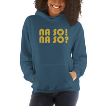 Load image into Gallery viewer, Na So Unisex Hooded Sweatshirt +Colors - Efizy Tees