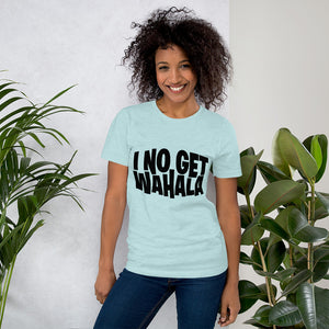 No Wahala Short-Sleeve Unisex T-Shirt +Colors - Efizy Tees