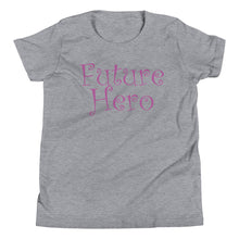 Load image into Gallery viewer, Hero Youth Short Sleeve T-Shirt - Efizy Tees