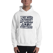 Load image into Gallery viewer, Madam Sabi Hooded Sweatshirt +Colors - Efizy Tees