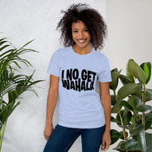 Load image into Gallery viewer, No Wahala Short-Sleeve Unisex T-Shirt +Colors - Efizy Tees