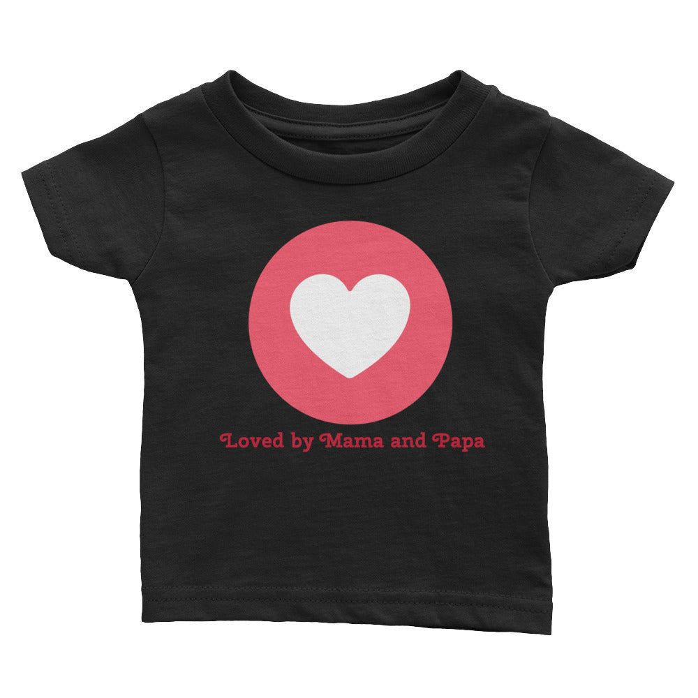 Love Infant Tee +Colors - Efizy Tees