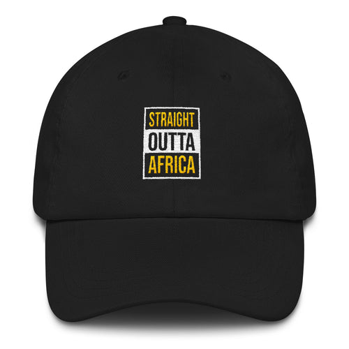 Outta Africa Dad hat - Efizy Tees