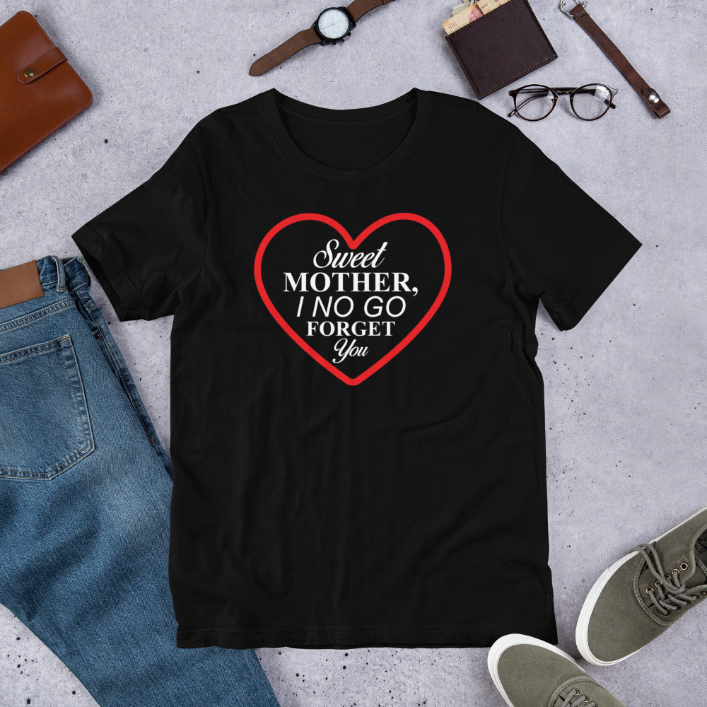 Sweet Mother Short Sleeve Jersey T-Shirt - Efizy Tees