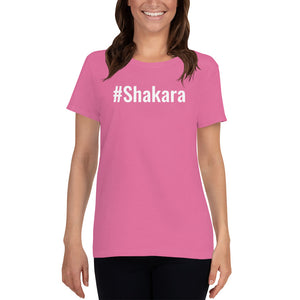Shakara Women's short sleeve t-shirt +Colors - Efizy Tees