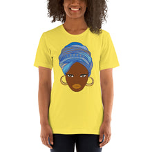 Load image into Gallery viewer, African Queen Short-Sleeve Unisex T-Shirt - Efizy Tees