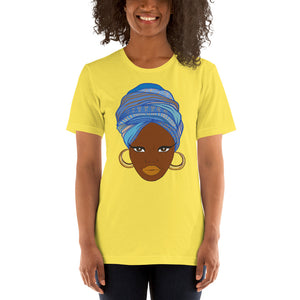 African Queen Short-Sleeve Unisex T-Shirt - Efizy Tees