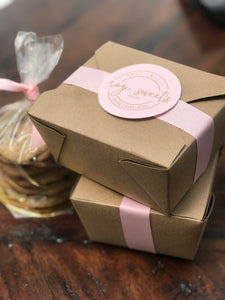 SWEET IN A BOX  - 3 Month Dessert subscription -