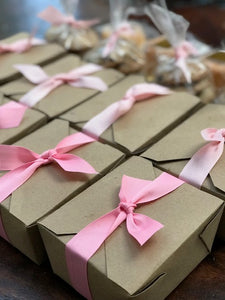 SweetInABox - Monthly dessert subscription
