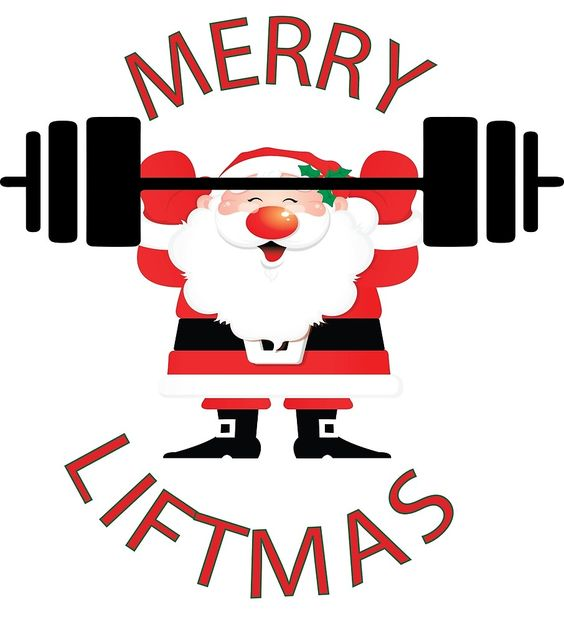 24 Days of Fitmas Christmas