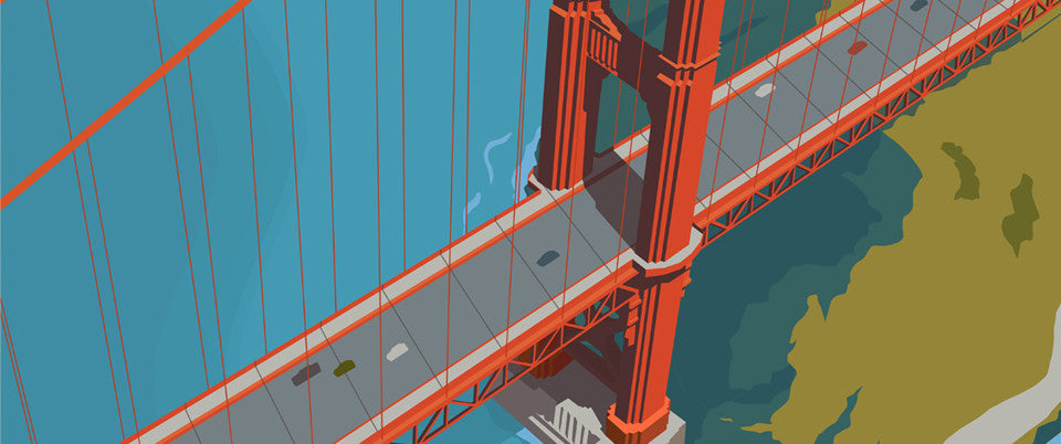 Print Collection See America Travel Posters Inspired By