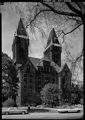 State Lunatic Asylum, 400 Forest Avenue, Buffalo, Erie County, NY