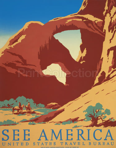 See America Arches National Park