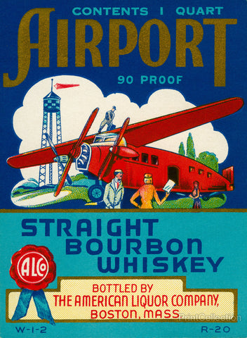 Airport Bourbon Whiskey