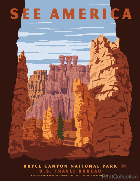 See America, Bryce Canyon National Park