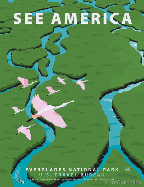See America, Everglades National Park