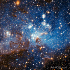 Large Magellanic Cloud, LH 95