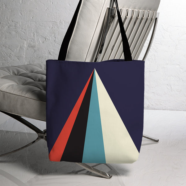 Geometric Montague Tote 3