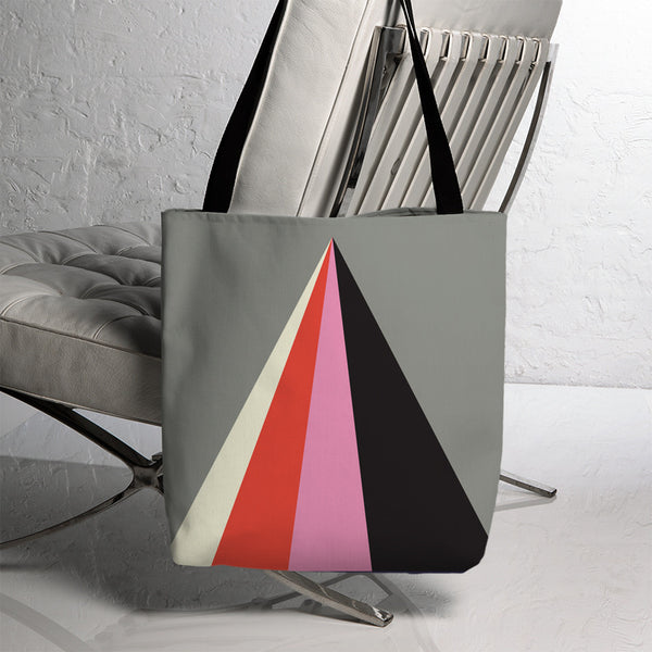 Geometric Montague Tote 4