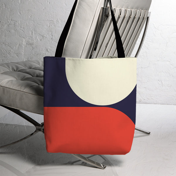 Geometric Montague Tote 5