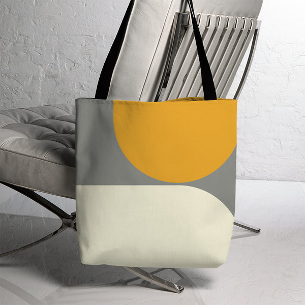 Geometric Montague Tote 6