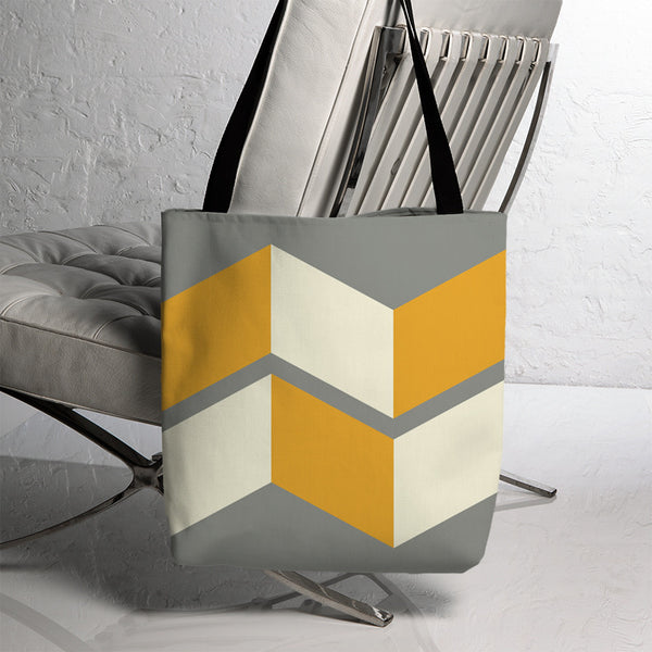 Geometric Montague Tote 7