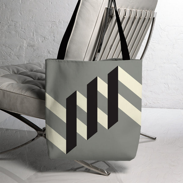 Geometric Montague Tote 10