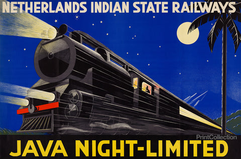 Netherlands Indian State Railways