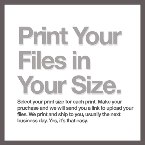 Your Files Your Print