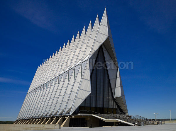 Air Force Academy Chapel Coloradon Springs