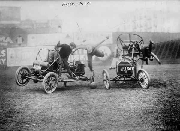 Auto Polo Crash