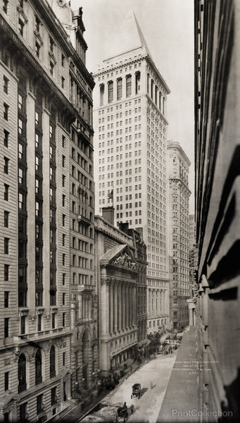Bankers Trust & Stock Exchange