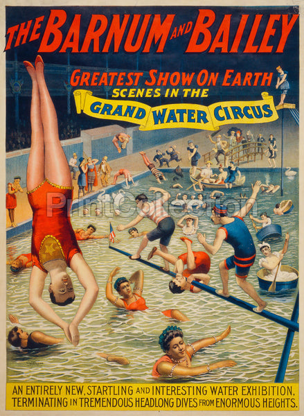 Barnum & Bailey Grand Water Circus