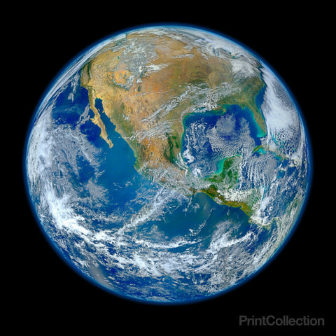 Blue Marble 2012