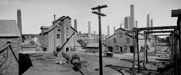 Calumet and Hecla Smelters