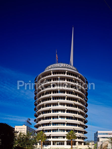 Capitol Records Tower