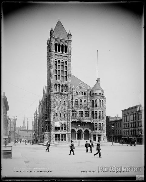 City Hall, Syracuse, N.Y.