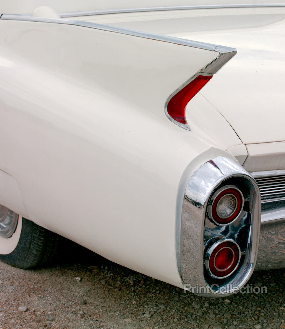 Print Collection - Country Classic Cadillac