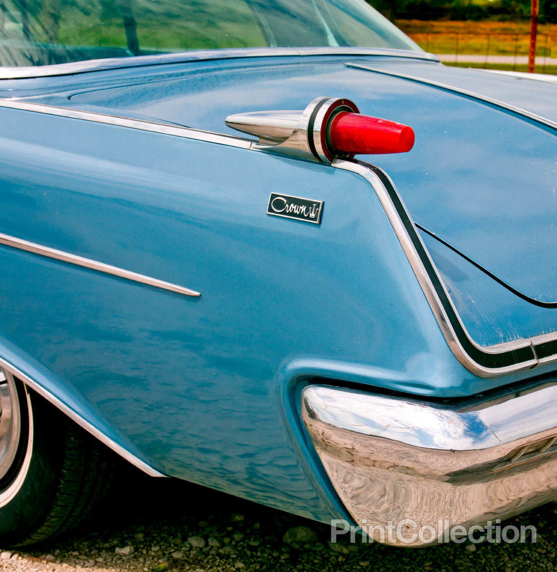 Print Collection - Country Classic Car
