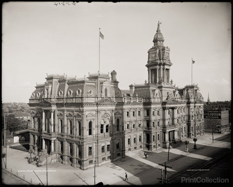 Court House, Columbus, Ohio