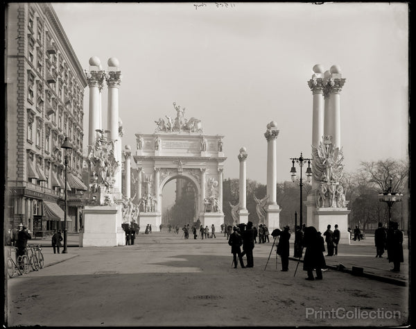 Dewey Arch, New York, N.Y.