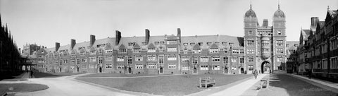 Dormitories, U of P, Philadelphia, Pennsylvania